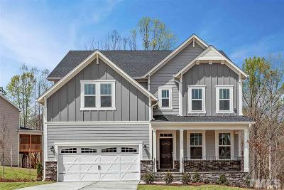 Wake County Single Family Home For Sale: 6601 Chevalier Lane #Lot 236