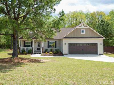 Johnston County Single Family Home For Sale: 2159 Matthews Road