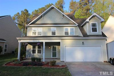 Raleigh NC Single Family Home For Sale: $220,000