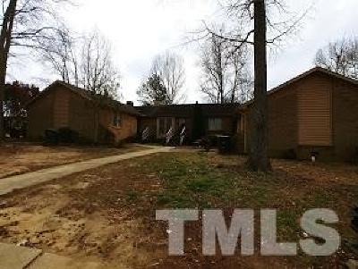 Raleigh NC Multi Family Home For Sale: $249,000