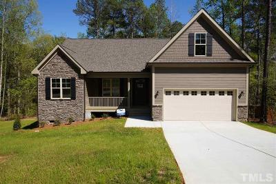 Wake County Single Family Home For Sale: 5441 Fantasy Moth Drive