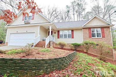 Harnett County Single Family Home For Sale: 5111 Bluebird Drive