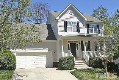 Durham Single Family Home For Sale: 1103 Sophomore Court
