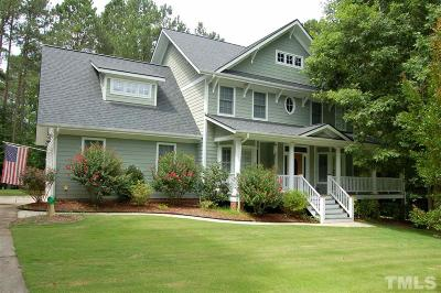 Raleigh Single Family Home For Sale: 1100 Broadhaven Drive