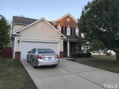 Morrisville Single Family Home For Sale: 300 Trolley Car Way