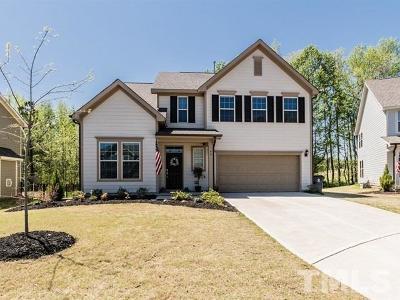 Johnston County Single Family Home For Sale: 99 Pearsall Farm Lane