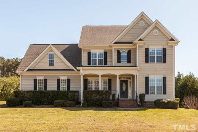 Raleigh Single Family Home For Sale: 6305 Southern Charm Lane