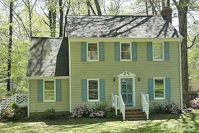 Durham Single Family Home For Sale: 9 Fox Chase Lane