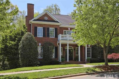 Chapel Hill Single Family Home For Sale: 117 Glenhaven Drive