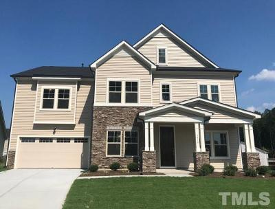 Raleigh NC Single Family Home For Sale: $410,160