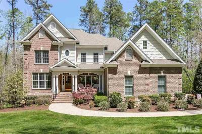 Durham Single Family Home For Sale: 700 Admiral Lane