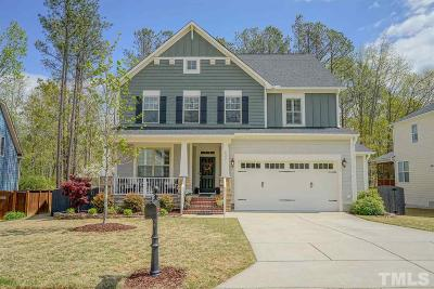 Fuquay Varina NC Single Family Home For Sale: $365,000