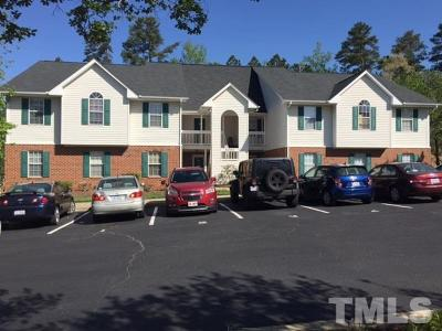 Cary NC Condo For Sale: $150,000