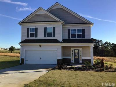 Johnston County Single Family Home For Sale: 287 Highland Rhodes Drive
