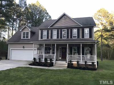 Johnston County Single Family Home For Sale: 232 King Road
