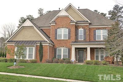 Cary NC Single Family Home For Sale: $620,000