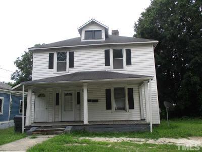 Multi Family Home For Sale: 203 Carolina Avenue
