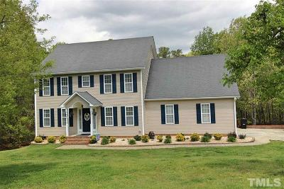 Johnston County Single Family Home For Sale: 387 Tafton Drive