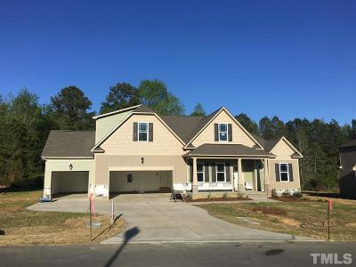 Johnston County Single Family Home For Sale: 379 Brazil Nut Lane