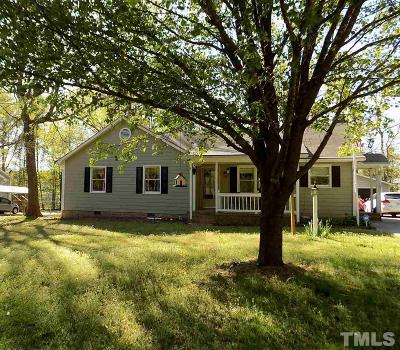 Durham Single Family Home For Sale: 623 N Mineral Springs Road