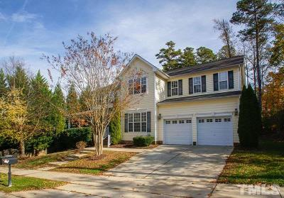 Raleigh Single Family Home For Sale: 10209 Thoughtful Spot Way