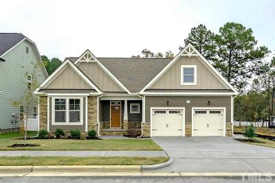 Knightdale Single Family Home Pending: 610 Heartland Flyer Drive #Lot 56