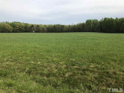 Orange County Residential Lots & Land For Sale: Tract 1 Kenion Road