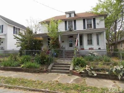 Single Family Home For Sale: 124 Carolina Avenue