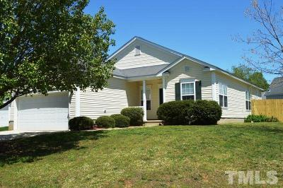 Apex Single Family Home For Sale: 4913 Sugargrove Court