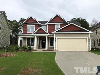 Garner Single Family Home For Sale: 144 Whitetail Deer Lane