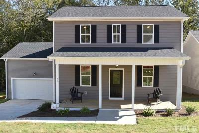 Johnston County Single Family Home For Sale: 59 Ashley Woods Court