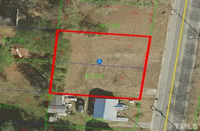 Johnston County Residential Lots & Land For Sale: 910 Martin Luther King Jr Boulevard
