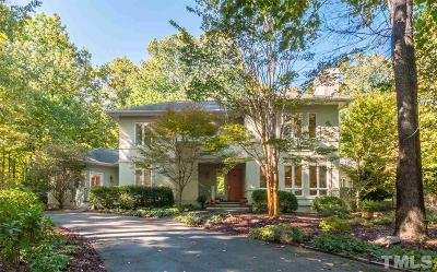 Chapel Hill Single Family Home For Sale: 7623 Talbryn Way