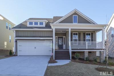 Wake Forest NC Single Family Home Pending: $373,452