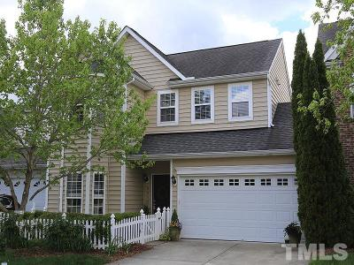Raleigh, Cary Townhouse Contingent: 3413 Van Hessen Drive