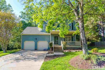 Wake Forest Single Family Home For Sale: 9616 Stable Point Circle