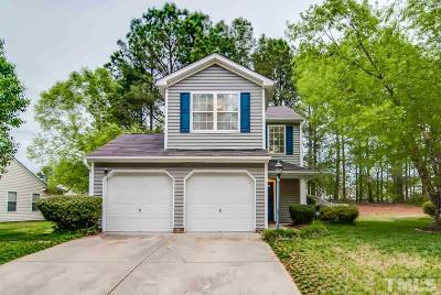 Durham Single Family Home For Sale: 1601 Oak Grove Parkway