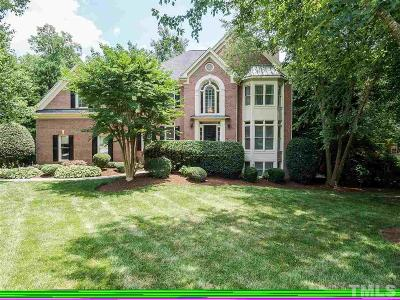 Cary Single Family Home Contingent: 102 N Coslett Drive
