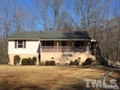 Fuquay Varina, Holly Springs Single Family Home For Sale: 5339 Scott Road