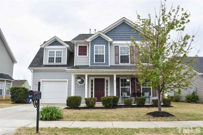 Wake County Single Family Home For Sale: 917 Ribbonleaf Lane