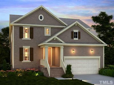 Wake County Single Family Home For Sale: 1504 Samos Island Drive