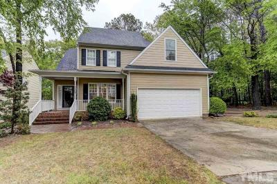 Wake County Single Family Home For Sale: 5109 Royal Troon Drive