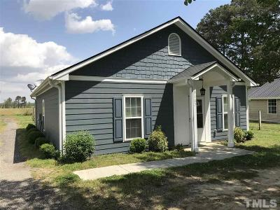 Harnett County Single Family Home For Sale: 3107 Ashe Avenue