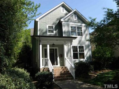 Raleigh Single Family Home For Sale: 112 Henderson Street