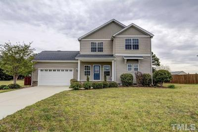 Wake County Single Family Home For Sale: 5705 Cotkin Lane