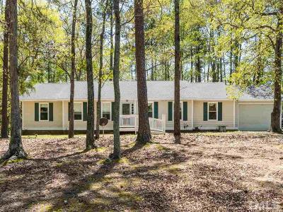 Sanford NC Single Family Home For Sale: $149,900