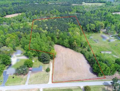 Johnston County Residential Lots & Land For Sale: Jerusalem Church Road