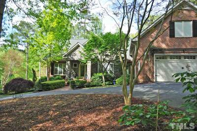 Wake County Single Family Home For Sale: 4132 Picardy Drive