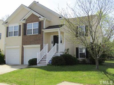 Wake County Single Family Home For Sale: 4900 Marathon Lane