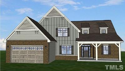 Franklinton Single Family Home Pending: 1738 River Club Way #Lot 107